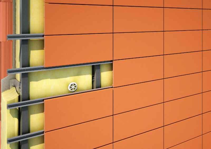 фасад - схема