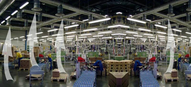 Разновидности вентиляционных систем для складских помещений
