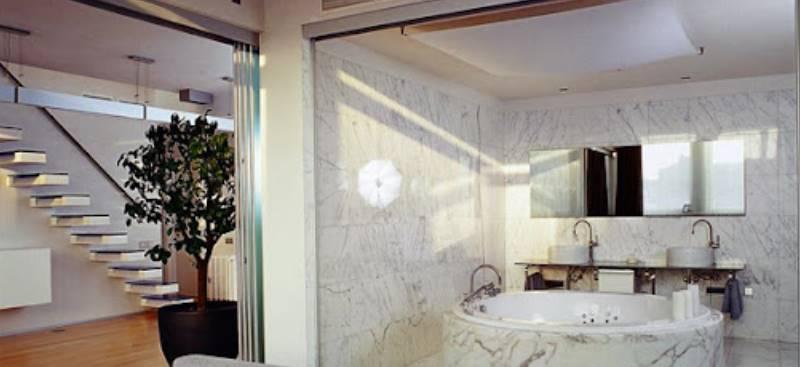 Повышенный уровень влажности в ванной